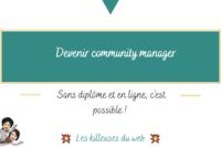Devenir community manager : sans diplôme et en ligne
